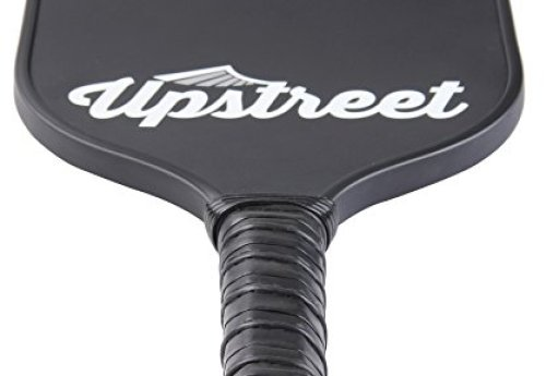 Upstreet Pickleball Paddle - Polypro Honeycomb Composite Core - Paddles Include Racket Cover