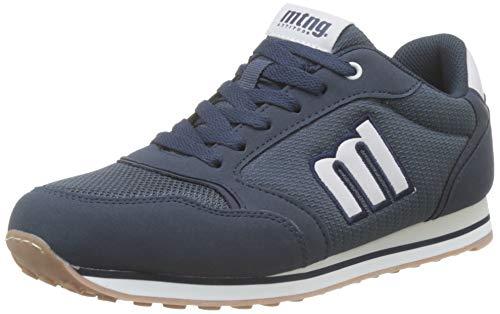 MTNG Attitude 69432 - Zapatillas para mujer, Azul (Raspe Marino/Yoda Gris C45050) 40 EU