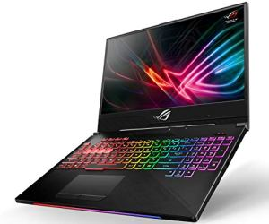 "Asus ROG Strix Hero II Gaming Laptop, 15.6"" 144Hz IPS Type Full HD, NVIDIA GeForce RTX 2060, Intel Core i7-8750H, 16GB DDR4, 512GB PCIe Nvme SSD, RGB KB, Windows 10, GL504GV-DS74"