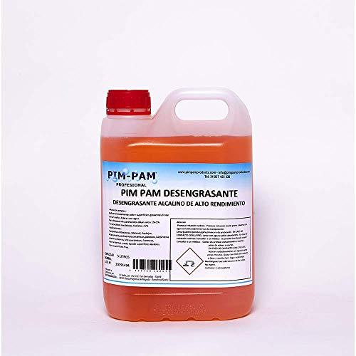 Desengrasante líquido alcalino 5L