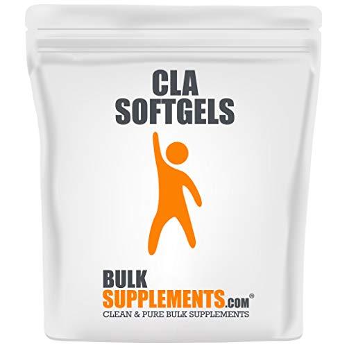 BulkSupplements.com Conjugated Linoleic Acid (CLA) 1000 mg (300 Softgels)