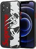 SUPREME iPhone 12用ケース 6.1インチ 耐衝撃 すり傷防止 アイフォン12ケース ウルトラ・ハイ……