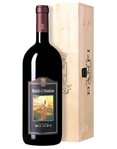 Brunello di Montalcino DOCG Banfi 2015 Magnum 1,5 L Cassetta di legno