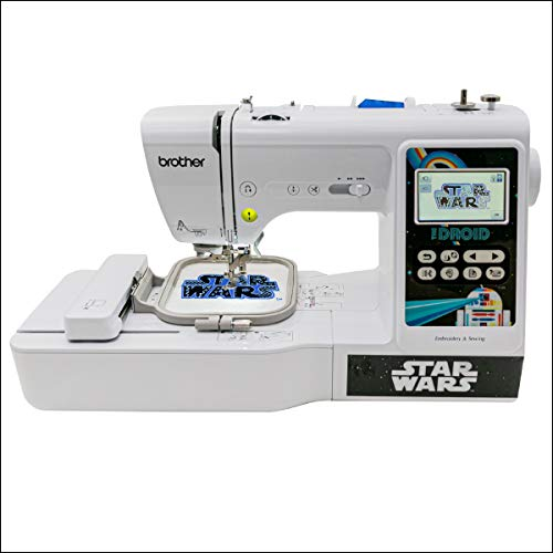 Product Image 1: Brother Sewing and Embroidery Machine