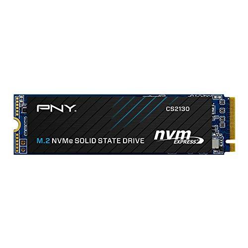 PNY CS2130 M.2 NVMe Unidad de Estado Sólido Interna (SSD) 500GB -...