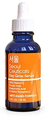 ✅ THIS KOREAN SKIN CARE VITAMIN C serum contains the same potent, active ingredients as the $160 Skinceuticals CE Ferulic Serum ✅ EXTREMELY EFFECTIVE - WE PROMISE you'll begin to see results with this K beauty product within 3 weeks when used daily ✅...