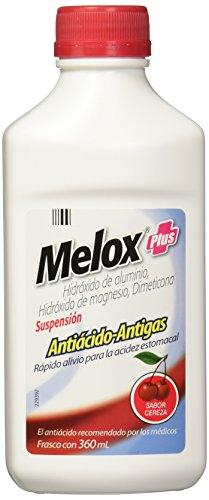 Melox Suspensión Plus, Cereza, 360 ml