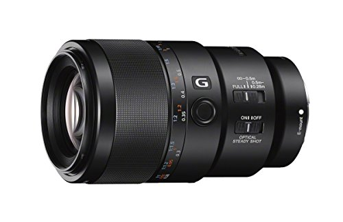 Sony SEL90M28G FE 90mm f/2.8-22 Macro G OSS...