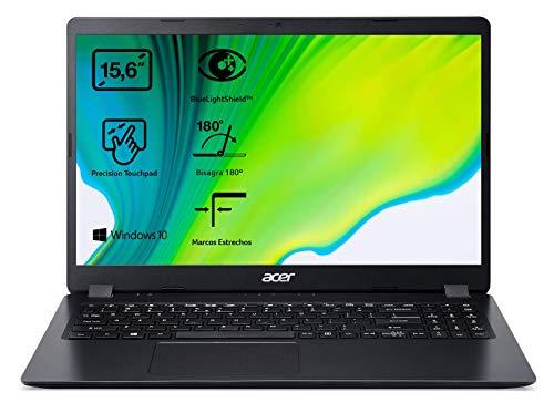 Acer Aspire 3 A315-54K - Portátil 15.6' HD (Intel Core i3-8130U,...