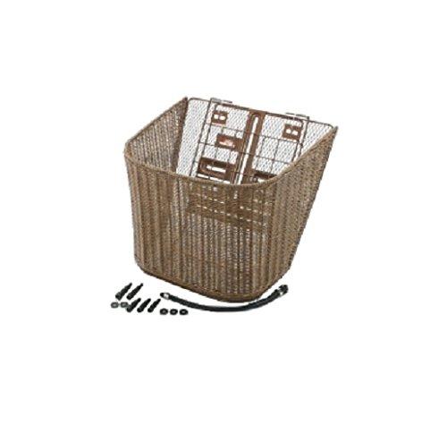 キタコ(KITACO) フロントバスケット 籐風 スタンダード 688-0500010