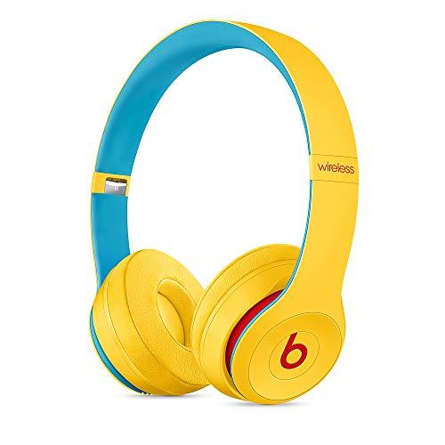 Beats Solo3 Wireless Headphones – Beats Club Collection – Club Yellow