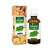 NEEM OIL 100% NATURAL PURE UNDILUTED UNCUT ESSENTIAL OIL 50ML