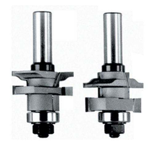 Makita 733337-A Router Bit 1 5/8-Inch 2PC Stile and Rail, Bead