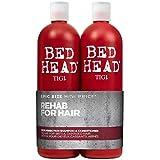 Tigi BED HEAD Urban Antidotes Resurrection Repair Shampoo 750 ml und Conditioner...