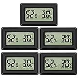 Thlevel Mini Digital LCD Thermomètre Hygromètre Température Humidité Testeur...