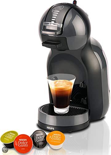 Nescafé Dolce Gusto Mini Me KP1208 Macchina per Caffè Espresso e Altre Bevande Automatica...