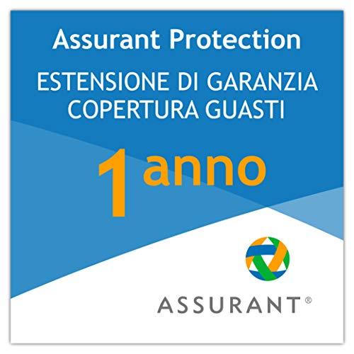 1 anno garanzia estesa per un sistema audio da 50 EUR a 59,99 EUR