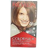 Revlon ColorSilk # 51 marrone chiaro (6 pezzi)