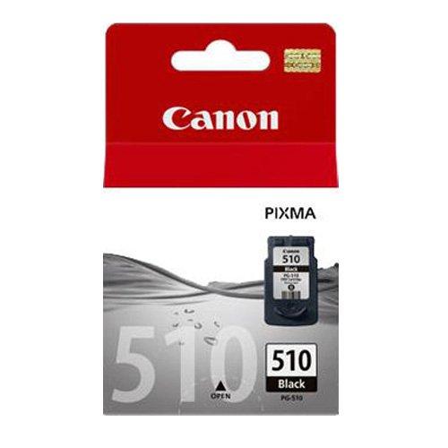 Canon PG-510 Cartuccia Originale Getto d'Inchiostro, Nero, 1 Unit