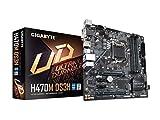 Gigabyte H470M DS3H (LGA1200/Intel/H470/Micro ATX/Dual M.2/SATA 6Gb/s/USB 3.2 Gen 1/DDR4/Motherboard)