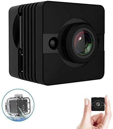 Spy Camera Mini Hidden Nanny Cam,Tiny Surveillance...