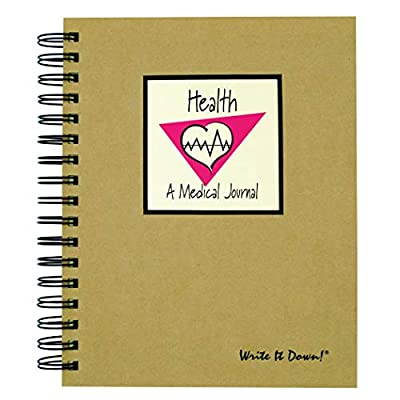 Printed in the USA Soy-based ink Acid-free recycled paper Durable hard cover design A Medical Journal BookSpecifications