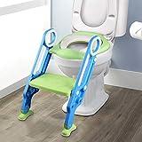 YISSVIC Siège de Toilette Enfant Reducteur de Toilette Pliable et...