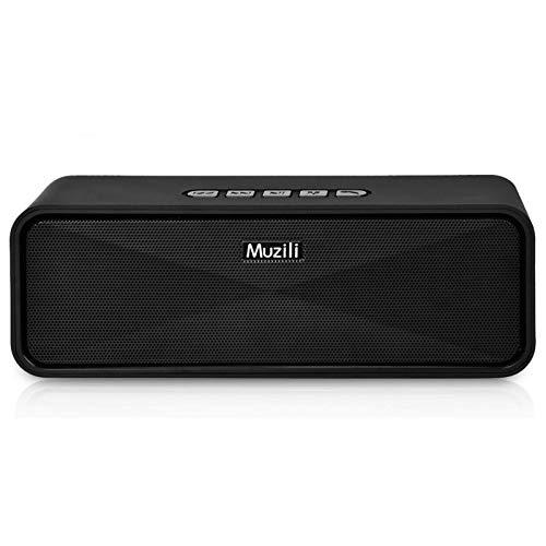 Altoparlante Bluetooth 5.0 Senza Fili Muzili Doppia Stereo Cassa Portatile Speaker Tempo di...