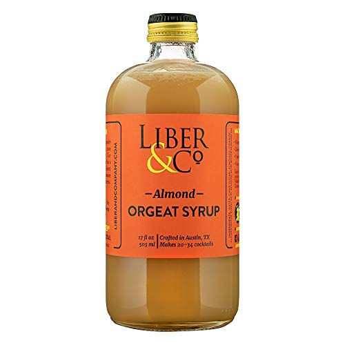 Liber & Co. Almond Orgeat Syrup