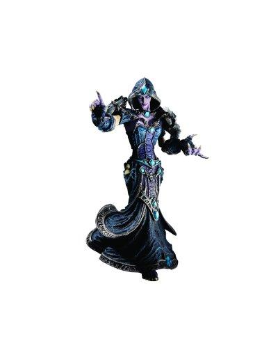 Action Figur WoW Forsaken Priestess Confessor Dhalia (Serie VIII)