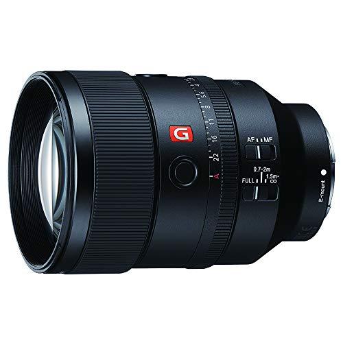 ソニー デジタル一眼カメラα Eマウント用レンズ SEL135F18GM(FE 135mm F1.8) フルサイズ Gmaster