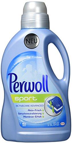 Perwoll Sport Activecare Advanced, 1er Pack (1 x 1500 ml)