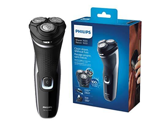 Philips - S1332/41 Rasoir Électrique Series 1000 Avec Tondeuse De Précision -