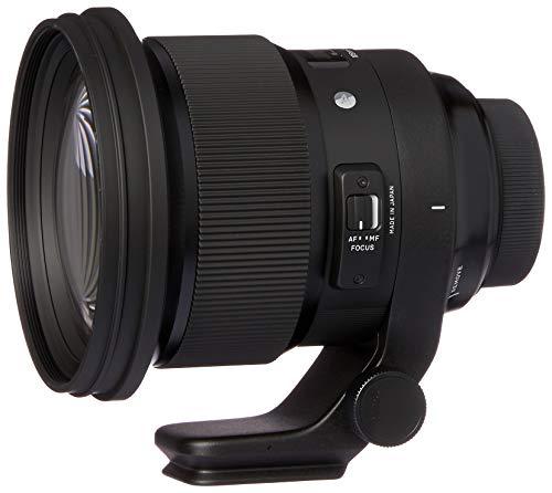 Sigma 105mm F1,4 DG HSM Art Objektiv(105mm Filtergewinde) für Nikon Objektivbajonett