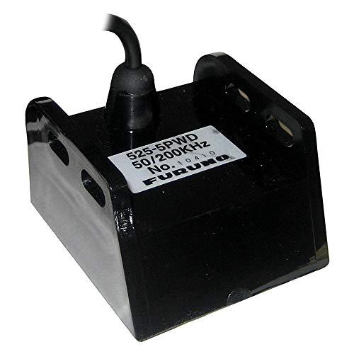 Furuno 525-5PWD Plastic Transom Mount Transducer, 600W, 10 Pin