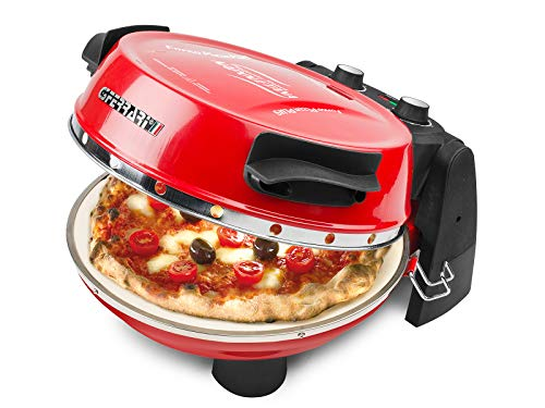 G3Ferrari G10032 Pizzeria Snack Napoletana Forno Pizza Plus EVO, 1200 W