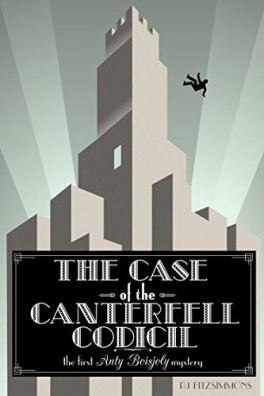"Cover of ""The Case of the Canterfell Codicil"" by PJ Fitzsimmons."