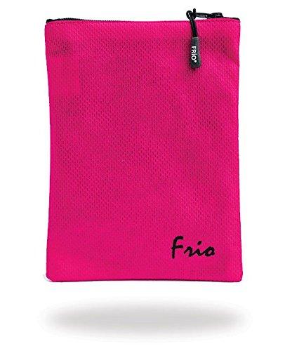Frio - Pochette Viva con cerniera, colore: Rosa
