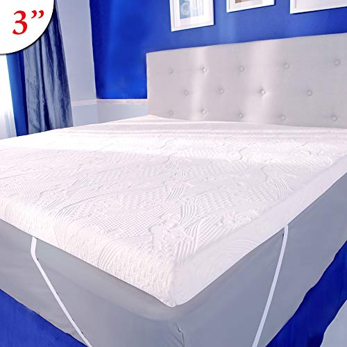 MyPillow Three-inch Mattress Bed Topper (Twin XL)