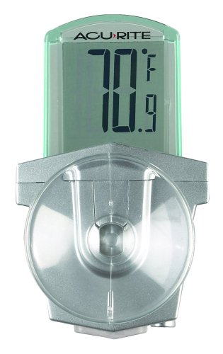 AcuRite 00799 Digital Outdoor Window Thermometer