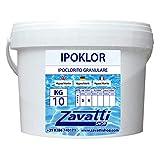 Hypochlorite de calcium pour piscine - 10 Kg