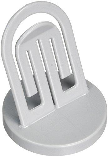 Laurel Konzepthalter, PS, für A4, hält bis 10 Blatt, grau