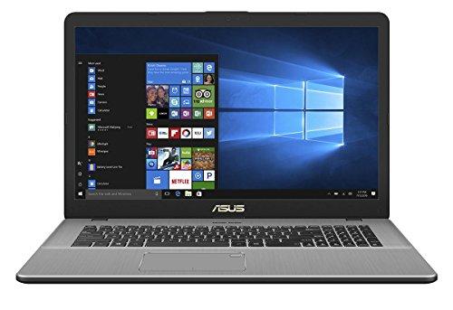 Asus Vivobook Pro N705UD-GC104T Notebook con Monitor 17.3' HD, Intel Core i7-8550U, RAM da 16 GB,...