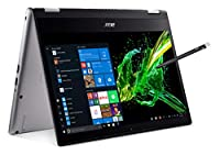 8th Generation Intel Core i7 8565U Processor (Up to 4.6GHz) 14 inches Full HD (1920 x 1080) Widescreen LED backlit IPS Multi Touch Convertible Display 16GB DDR4 Memory & 512GB PCIe NVMe SSD Rechargeable Active Stylus; Thin 0.38 inches Bezel; Dual Fro...