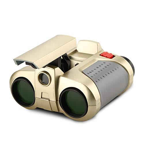 HQMaster Binoculars for Kids Night Vision Binocular Fun Outdoor Compact Toy Birthday Gift for Kids Boys Girls Bird Watcing Camping Sightseeing