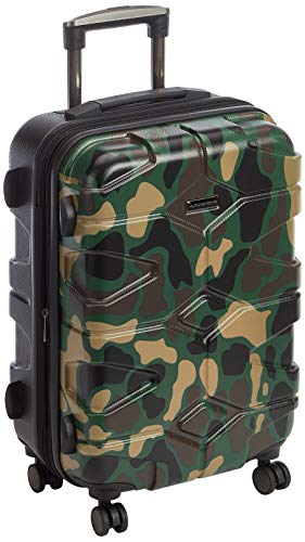 HAUPTSTADTKOFFER - X-Klln - Valigia bagaglio a mano 55 cm, Trolley espandibile rigido, legero , ABS,...