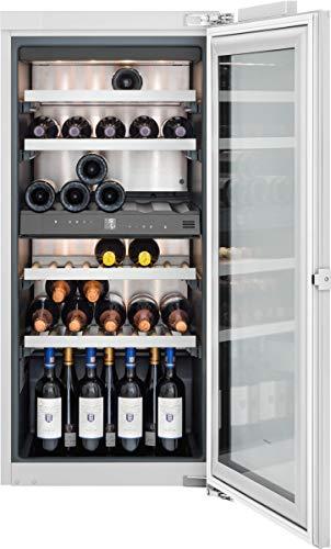 Gaggenau - Cantina vino monoporta integrabile RW 222 261 con porta in vetro da 56 cm