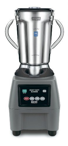 WARING Commercial CB15 Food Blender with...