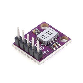 LTH-GD Relais Détecteur de Bois d'air CO NO2 NH3 Module de capteur de gaz de Carbone d'azote pour commutateur de Relais WiFi