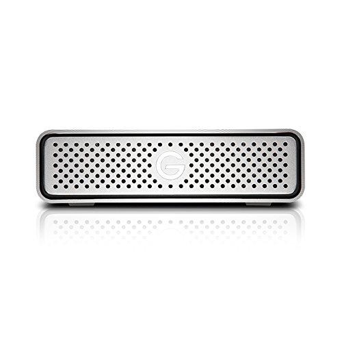 G-Technology G-DRIVE 4TB Enterprise Klass 7200 RPM, 245MB/s, mit USB 3.0, 3 Jahre Garantie